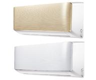 Настенный кондиционер MDV MDSA-07HRN1/MDOA-07HN1 панель Gold/Silver