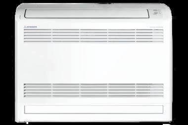Напольная сплит-система Mitsubishi SRF25ZS-W/SRC25ZS-W