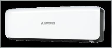 Настенная сплит-система Mitsubishi SRK20ZS-WT/SRC20ZS-W (titanium/contrast)